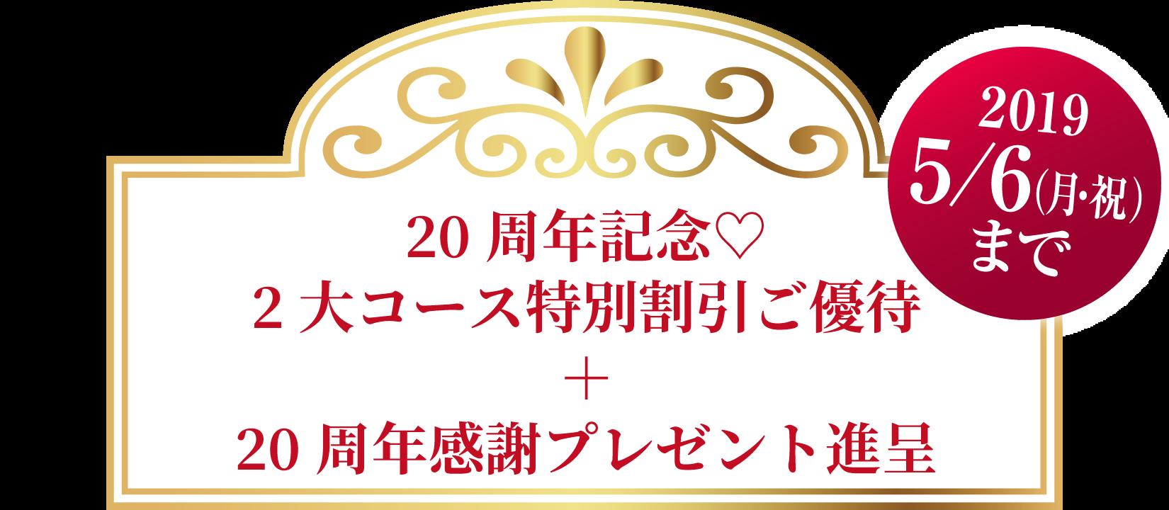 Fairies 20th Anniversary